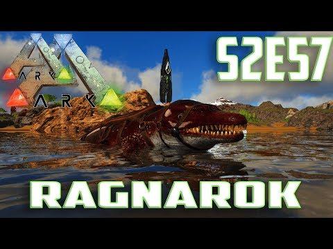 Lets Play ARK: Survival Evolved (Single Player Ragnarok)Ep