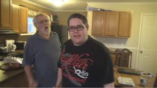 Angry Grandpa Ruins Thanksgiving (2012) On Helium!