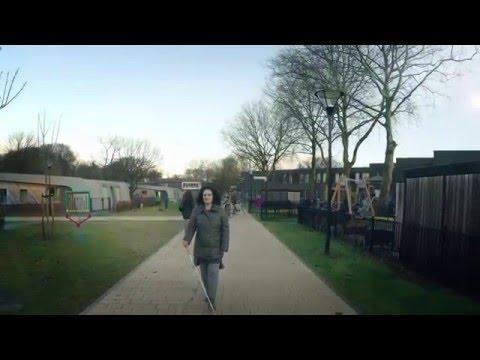 Leonie Tadema spreekt in Swifterbant over blinden en slechtzienden
