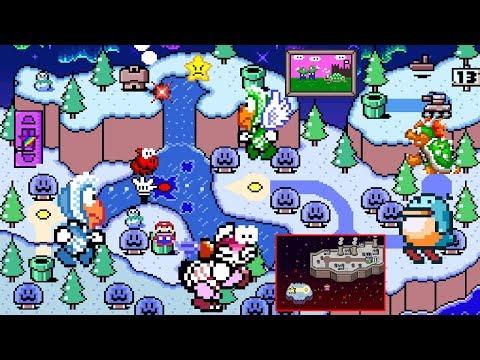 DOWNLOAD: SMW Hack: New Super Mario World - Part 3 Mp4, 3Gp