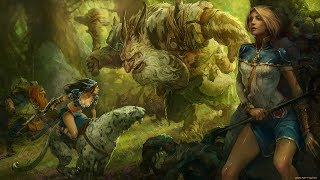 Skyrim - Legendary Edition сентябрь горит, орк всех хреначит...