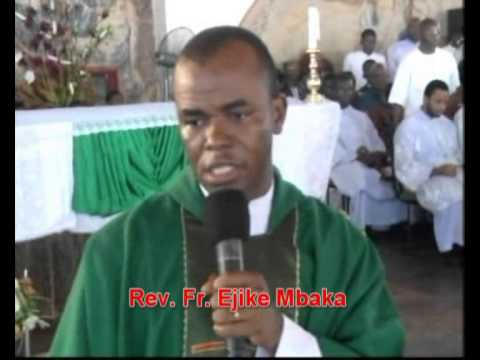 OHAKIM FLOGS A REV  FATHER: TRUE STORY BY REV. FR. MBAKA