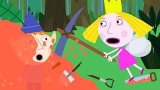Ben and Holly's Little Kingdom | The Jelly Escape | Kids Videos