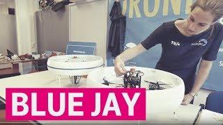 De Uitdagers: Blue Jay wil een drone in je huiskamer laten vliegen