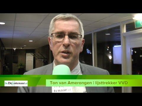 Gemeenteraadsverkiezingen Dronten, 21 maart | Lijst 2: VVD