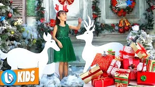 BÉ VUI NOEL ♫ Bé Tú Anh ♫ Nhạc Giáng Sinh Cho Bé