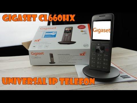Gigaset CL660HX das IP DECT Telefon für IP Router wie FritzBox Speedport und viele weitere Modelle