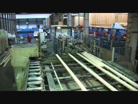 Линия за клинозъбно снаждане -дървени конструкции