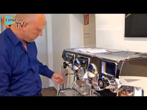 Besuch bei ginex-espressomaschinen.de - Teil 1 - Gastro