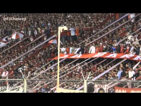 """""""La Fiesta de la hinchada Vs. Sp. Belgrano (3-2)"""" Barra: La Barra del Rojo • Club: Independiente"""