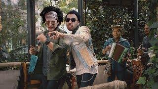 Carlos Vives, Sebastian Yatra - Robarte un Beso (Parody Video)