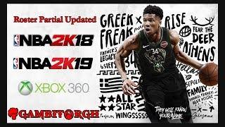nba 2k18 xbox 360 roster update download - Thủ thuật máy