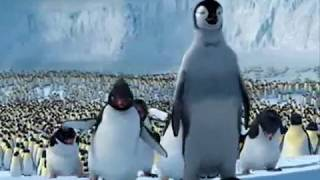 happy feet - James Blunt - Out Of My Mind