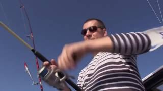 Береговой рыбалка в средиземное море длина