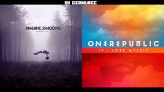 OneRepublic & Imagine Dragons - If I Radiate Myself (Mashup)