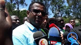 Former Mombasa Senator Hassan Omar rubbishes Nasa demonstrations