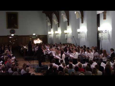 The Little Road to Bethlehem - Combined Choirs, Ceremony of Carols 2017
