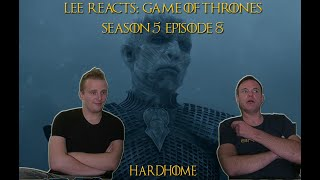 Lee Reacts: Game of Thrones 5x08 'Hardhome' REACTION