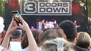 3 Doors Down- Dangerous Game live (Busch Gardens Food and Wine Festival 2019)
