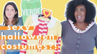 "What ""Sexy"" Halloween Costumes *Really * Look Like On 5 Women 