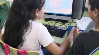 Mapas interactivos para o alumnado de 5º B