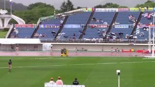 2017 山形インターハイ陸上 女子400m予選1~4