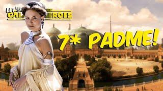 Let's Play Star Wars: Galaxy of Heroes - Episode 162: 7* Padme Amidala!