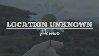 HONNE - Location Unknown | Lyrics