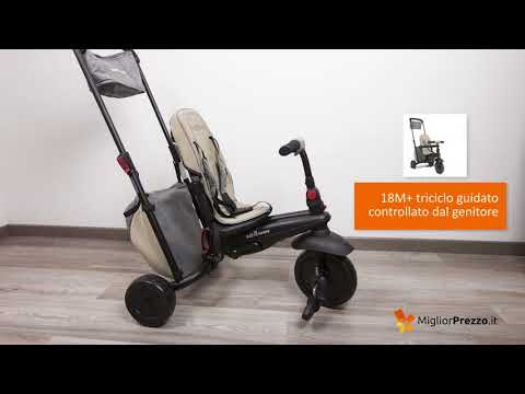Passeggino Smart Trike Folding 600 Video Recensione