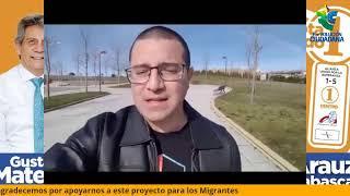 Andrés Arauz  Cierre de Campaña de la Esperanza
