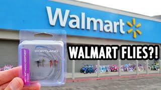 Can These WALMART Flies Catch Fish?! (Tenkara Fly Fishing)