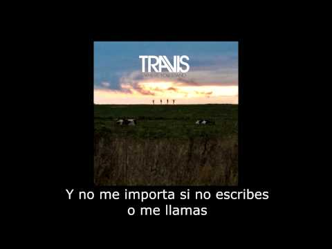 Travis - On my wall (subtitulos en español)