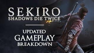 Sekiro: Shadows Die Twice isn