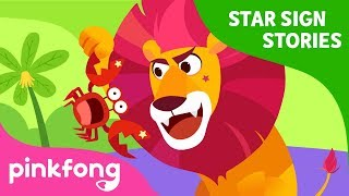 Hungry Leo | Constellation Story | Horoscope Story | Pinkfong Story Time for Children