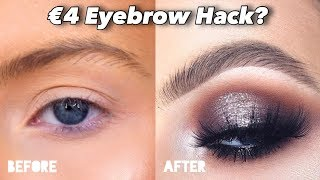 Hey guys!  Welcome back to my channel, and if you're new here hellurrrrr  I hope you enjoyed this updated easy fluffy / natural eye brow tutorial 2018. You have been requesting this a lot recently so I hope you enjoyed! if you did and enjoyed my lil hack, then please make sure to give it a big thumbs up and don't forget to subscribe and hit that notification bell button so you don't miss any of my videos!  Lots of love as always, xoxo KC  Benefit goof proof brow pencil 3 GotToB Hair gel Makeup Revolution Concealer C4  instagram : https://www.instagram.com/keilidhmua/ Facebook : https://www.facebook.com/keilidhmua/ Snapchat : KeilidhMua Twitter : Keilidh Mua  Business: pr@keilidhmua.com