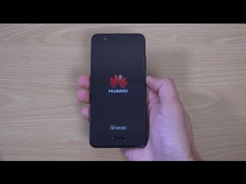 Video over Huawei P10