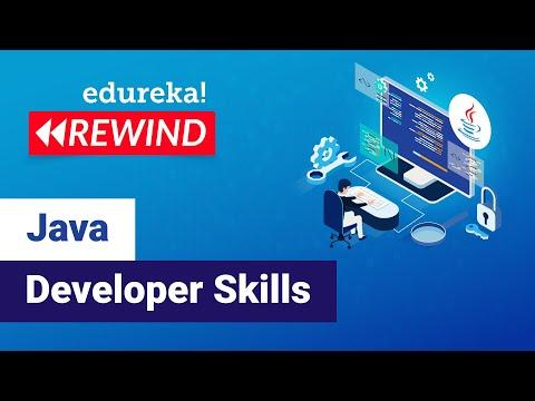 Java Developer Skills | How to become a Java Developer | Java ...