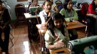 preview picture of video 'Disabled Children Center 2, North Central Vietnam'