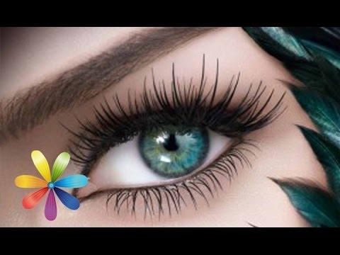 Корректируем форму глаз с помощью макияжа - Все буде добре - Выпуск 578 - 07.04.15