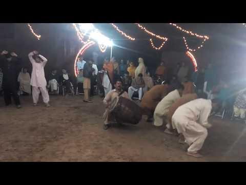 Punjabi Traditional Dance Folk Dance Jhumar Best Punjabi Dance On Dhol Beats Ravi Ghomar Dance