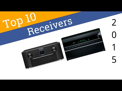 10 Best Receivers‎ 2015