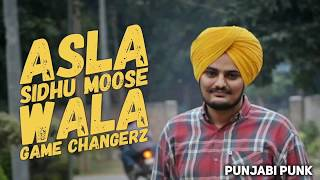 Asla (FULL SONG)  Sidhu Moose Wala | Game Changerz | New Punjabi Song 2018