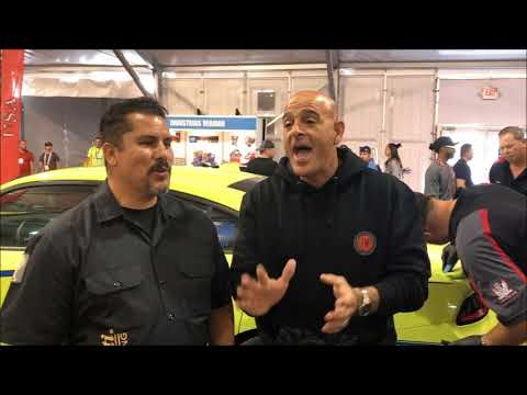 SEMA 2017 with Frank Defeo of Croftgate USA