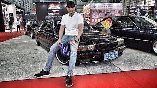 Выставка тюнинг авто в Китае! Кракен E38 в битве за первое место. Индонезиец с поддельным паспортом.