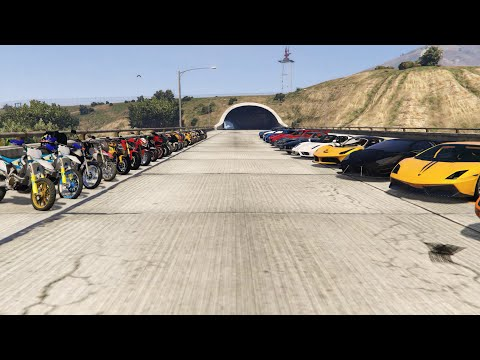 World's Greatest Cars And Bikes Collection!! GTA 5