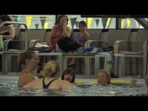 Swimming Lessons at University of Iowa