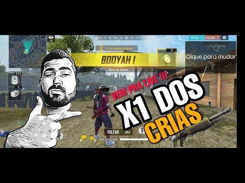 🔥  X1 DOS CRIA 🔥 SALA AWM 🔥 XSOCO 🔥 PREMIADA 🔥