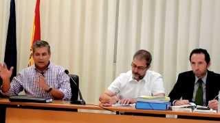 preview picture of video 'pleno griñón 4/09/2014 (1ªparte)'