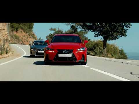 Lexus  Is 200t Седан класса D - рекламное видео 3