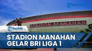 Stadion Manahan Dipercaya Gelar Laga BRI Liga 1 Seri Kedua, Wali Kota Solo Siap Sukseskan Kompetisi